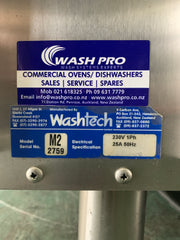 APS385 STARLINE M2 PASS-THROUGH COMMERCIAL DISHWASHER WITH WARRANTY - Washpro