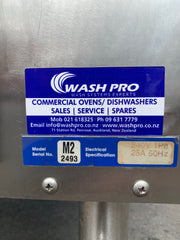 APS336 STARLINE M2 PASSTHROUGH COMMERCIAL DISHWASHER WITH WARRANTY - Washpro