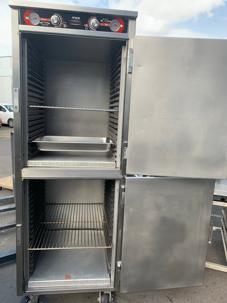 APS060 FWE HLC-2127-8-9-BF COMMERCIAL HEATING AND HOLDING CABINET WORH WARRENTY - Washpro