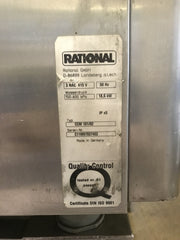 APS108 Rational CCM 10 Tray Electric  Combi Oven - Washpro