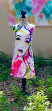ART in FASHION Dress/ SALE PRICE $125 Free Shipping