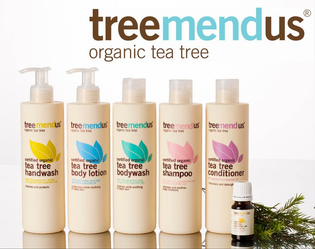 ORGANIC TEA TREE PRODUCTS