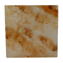 "Square 1"" Salt Block 8x8x1"" 20x20x2.5cm"