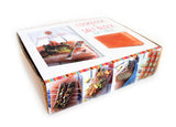 Cookbook and Himalayan Salt Block Giftpack
