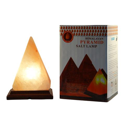 Pyramid Himalayan Salt Lamp Medium