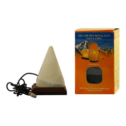 Pyramid USB Salt Lamp XSmall