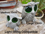 Medium Owls 15cm (Light Compatible)