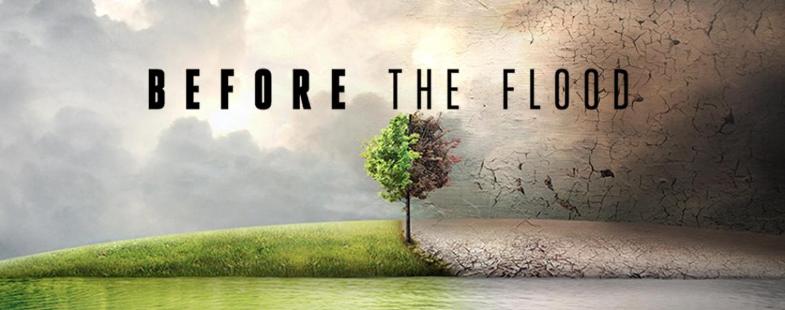 before the flood, documental cambio climatico