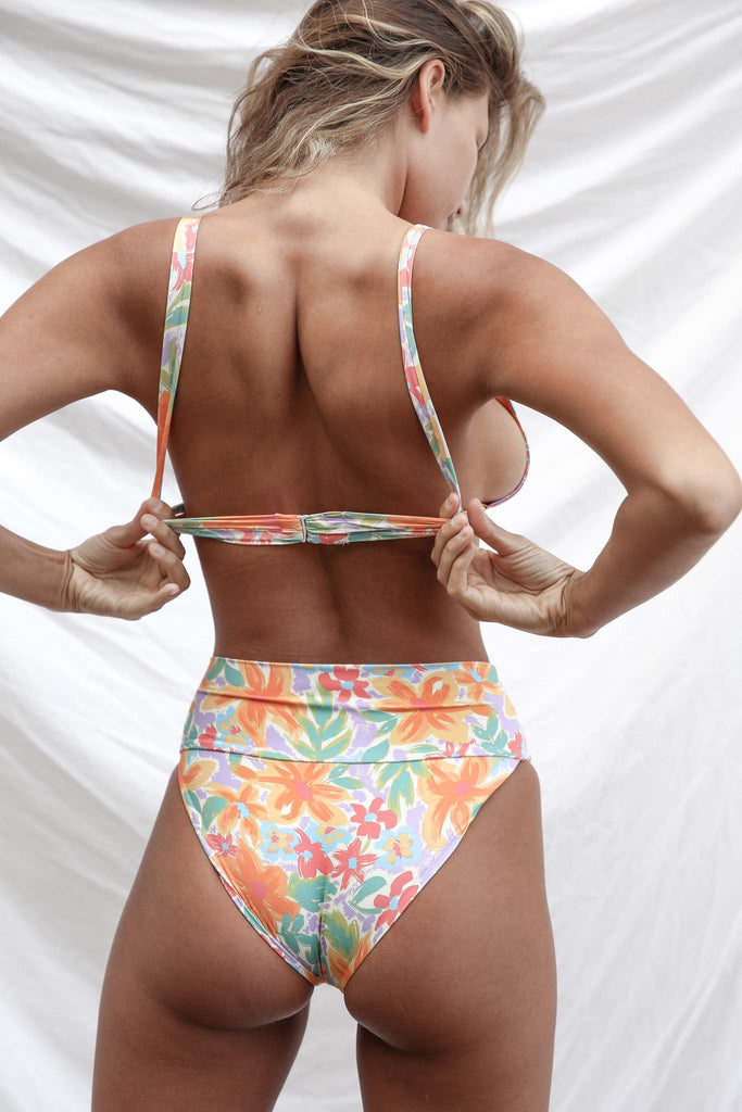 Taj Bottom (Floral)