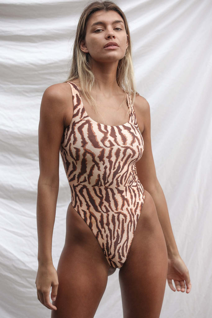 Dusk One Piece (Tigress)