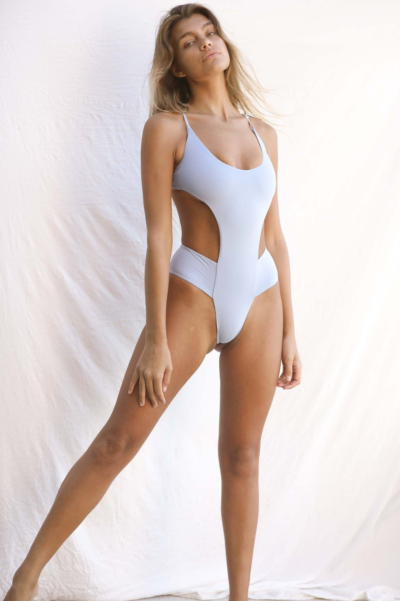 Jamila One Piece (Zen Blue)