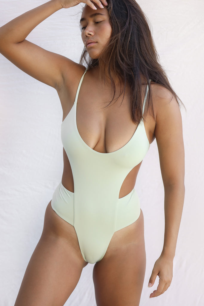 Jamila One Piece (Matcha)