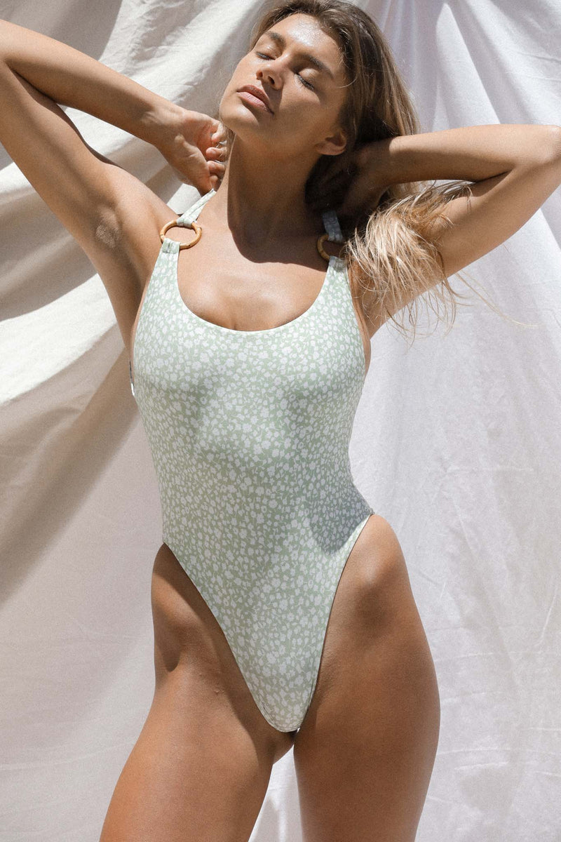 Juno One Piece (Sage Daisy) *FINAL SALE*