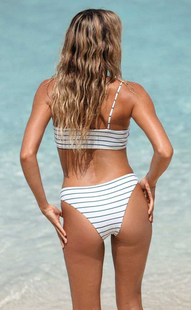 MALIBU BOTTOM (COCONUT STRIPE)