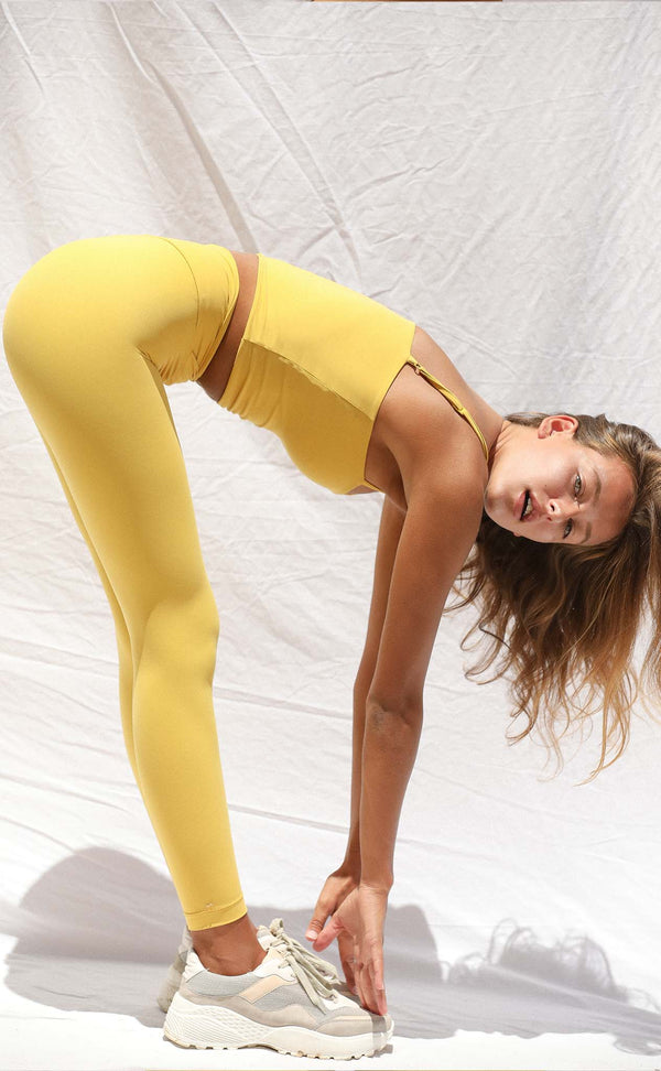 Vinyasa Legging (Super Lemon)