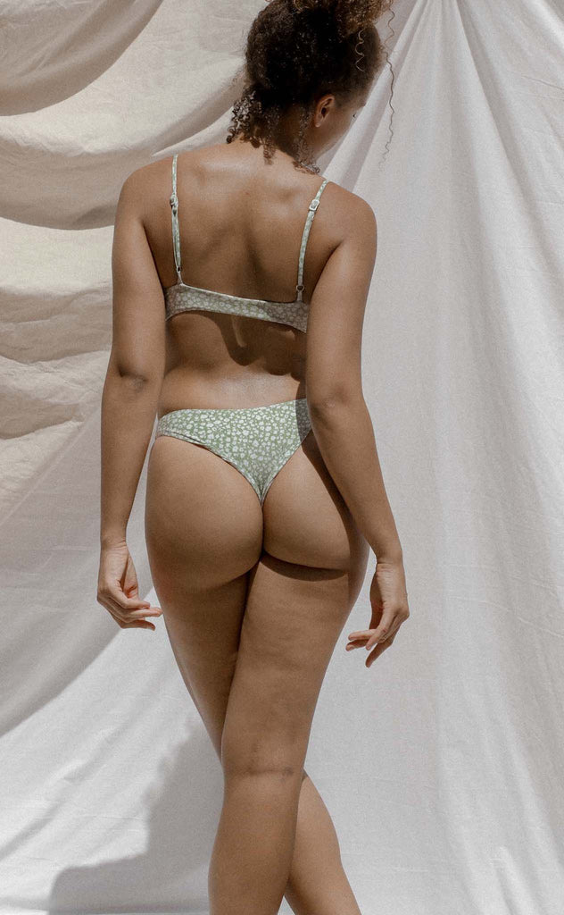 Bowie Bottom (Sage Daisy) *FINAL SALE*