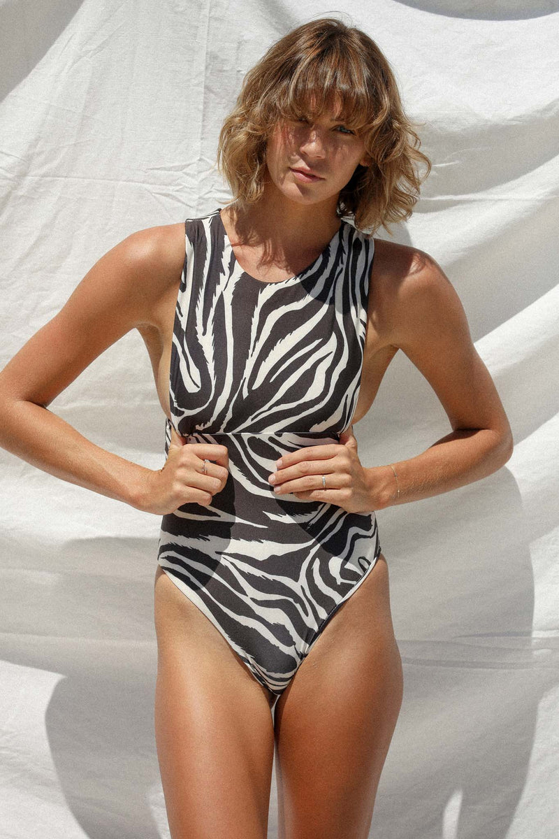 Nayda One Piece (Zebra) *FINAL SALE*