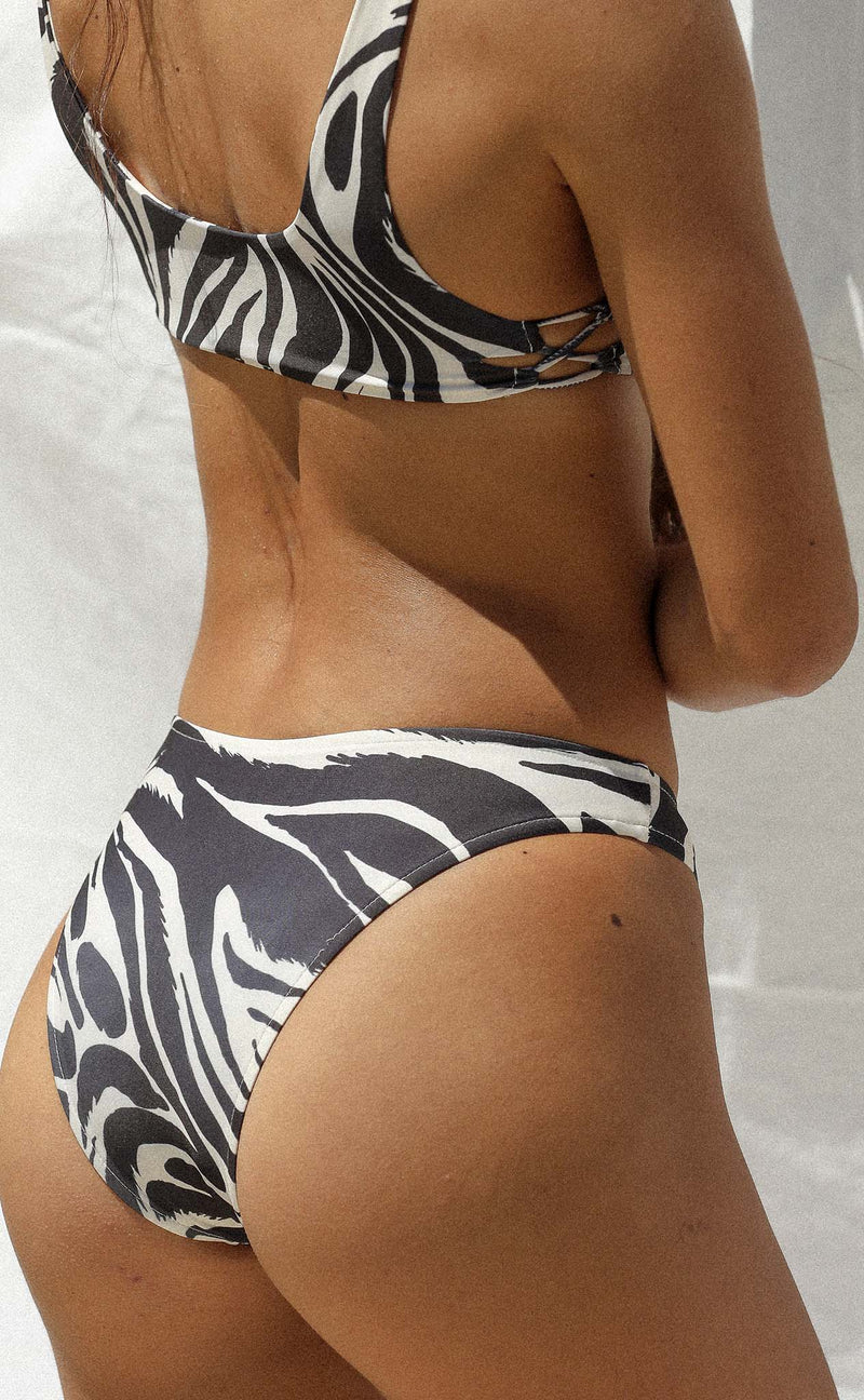 Lou Bottom (Zebra) *FINAL SALE*