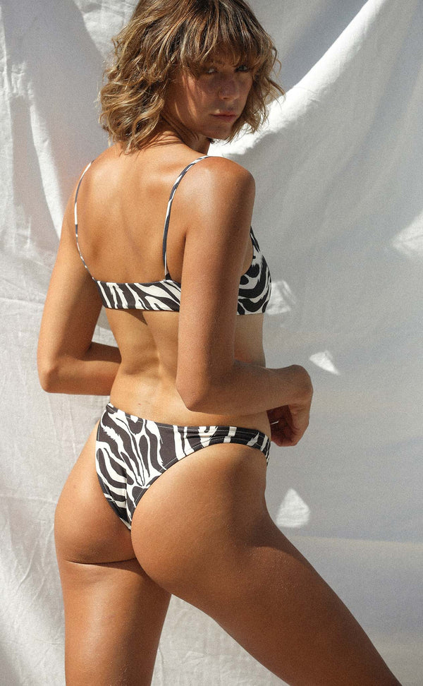 Luka Bottom (Zebra) *FINAL SALE*