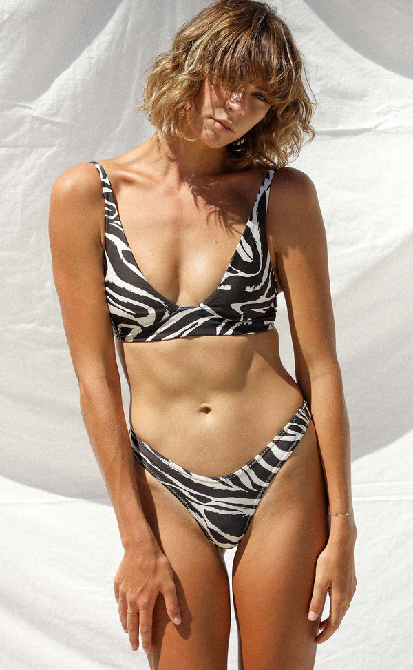 Ziggy Top (Zebra) *FINAL SALE*
