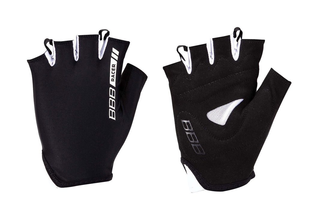 Racer Glove Black & White (S, V15)