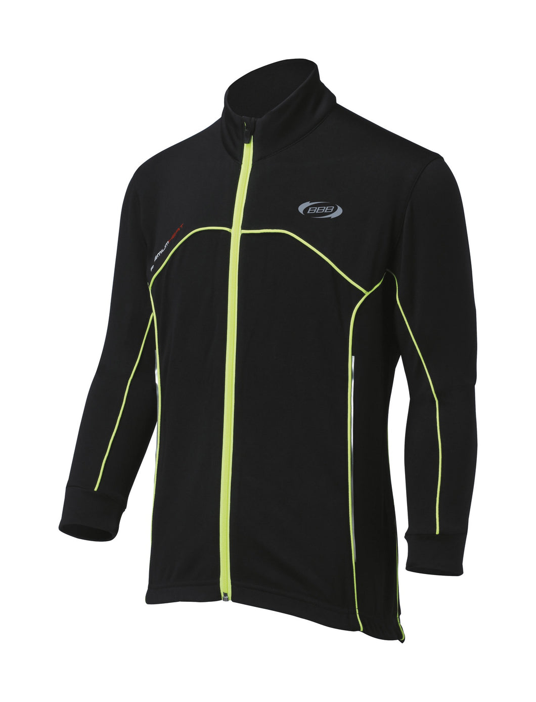 EasyShield Light Jacket (Black & Yellow, L)