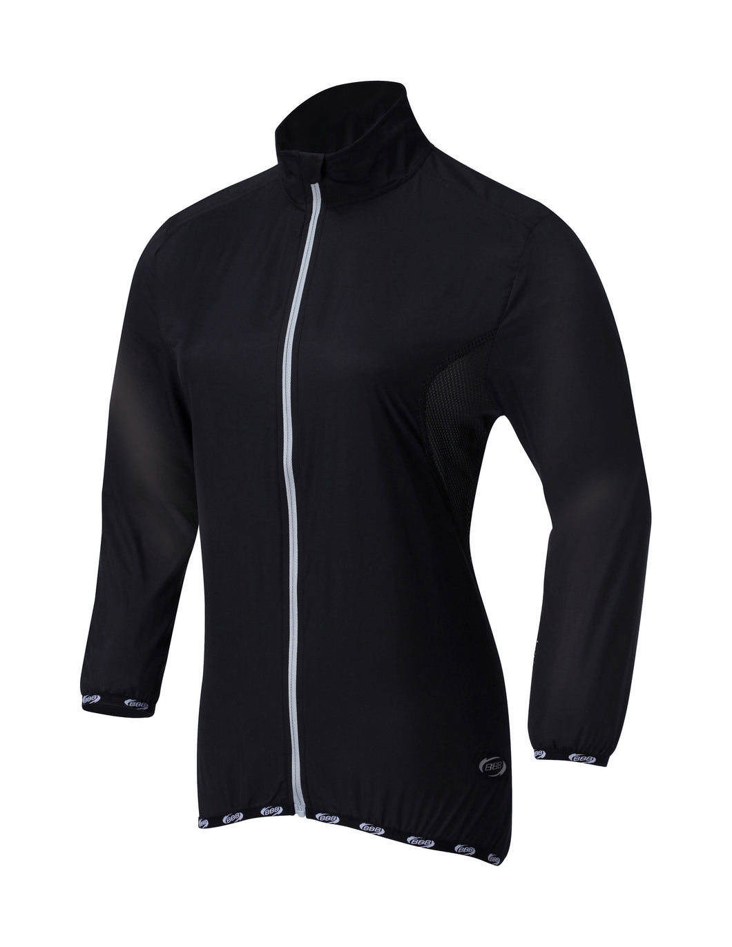 MistralShield Womens Wind Jacket Black (L)