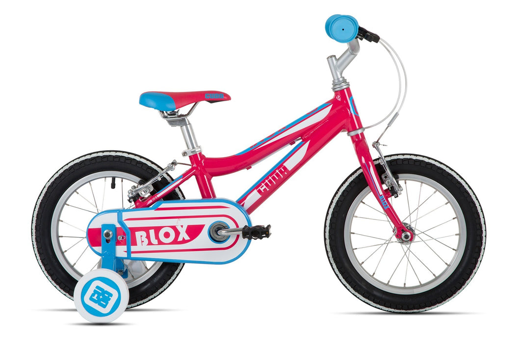 Cuda Blox Pavement Bike - Pink - 14