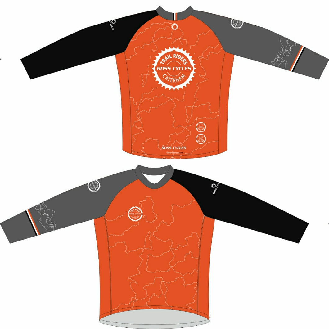Trail Riders ENDURO JERSEY