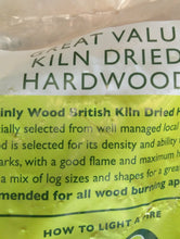Kiln dried logs sideline