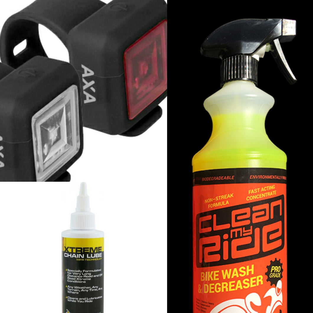 Gift Set - Bike care pack