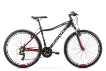 "ROMET RAMBLER R6.1 15"" Small Frame black-red IN STOCK"