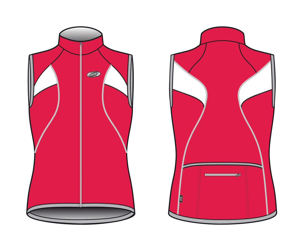 CoolGirl Jersey NS (Red, L)