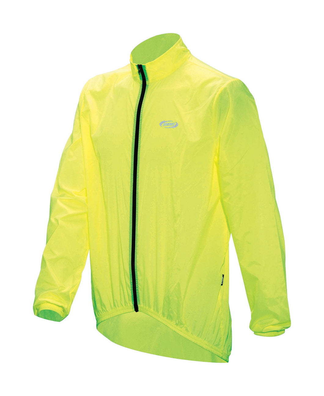 BaseShield Rainjacket (Neon Yellow, M)