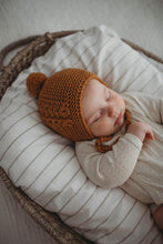 Bronze Merino Wool | Bonnet + Booties