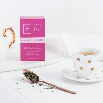 Raspberry Leaf Blend | Tea