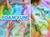 Foam Fun! - Sensory Play