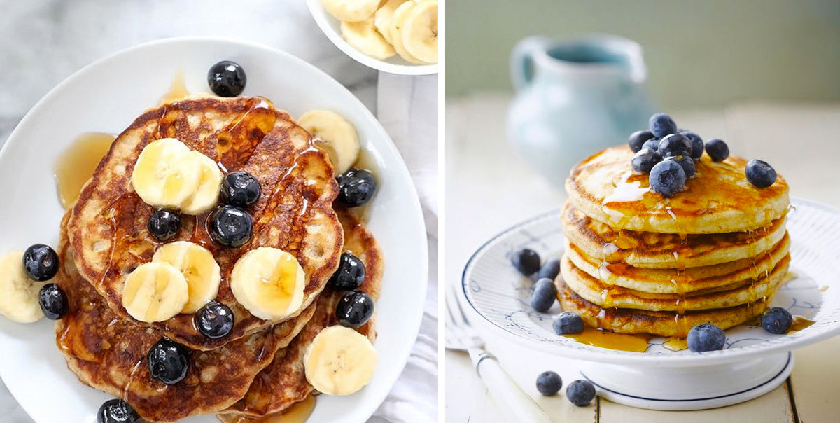 BREAKFAST IDEAS ON VACATIONS FOR CHILDREN