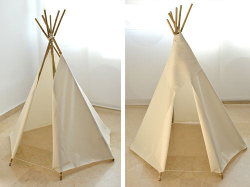 American Indian teepee for kids