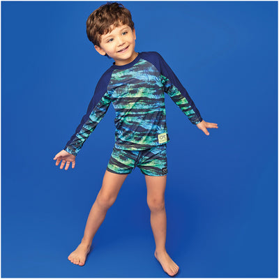 Toddler Boy Swim Trunks
