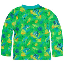 Long Sleeve Rash Guard for Baby Boy