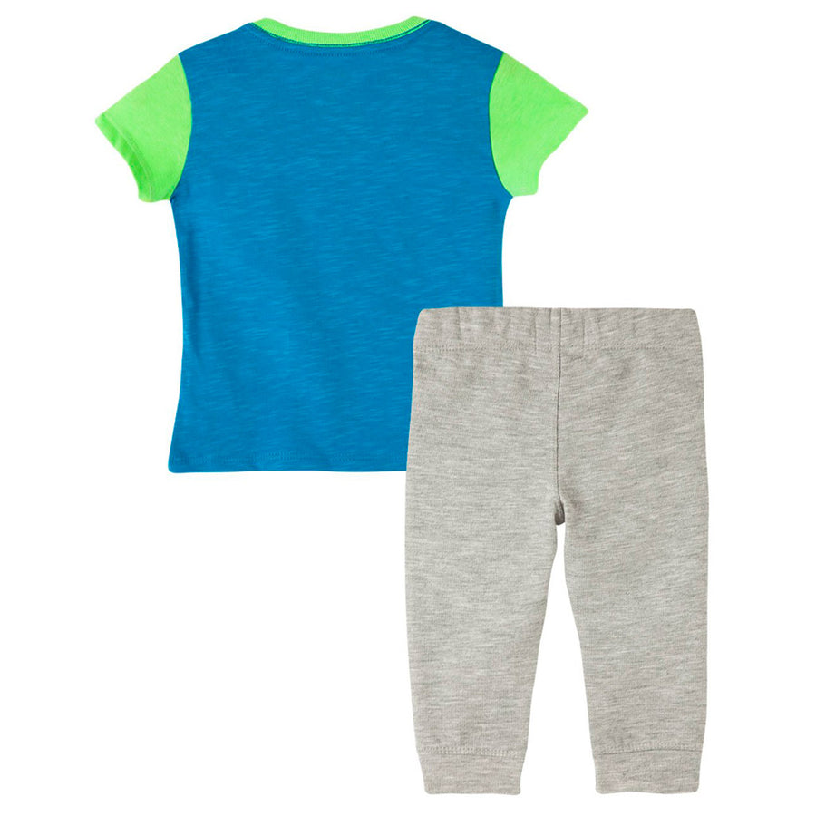 Outfit Set Tshirt and Baby Boy Jogger Pants