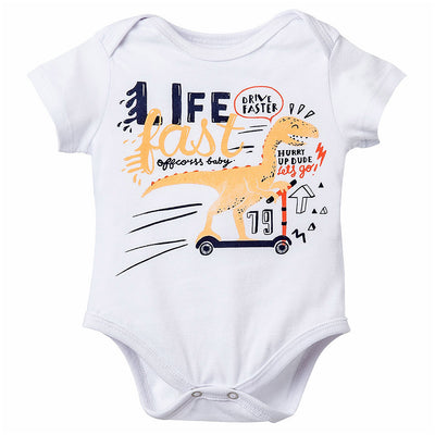 Baby Boy Bodysuit Shirt and Pant Set