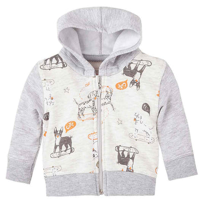 New Born Baby Boy Hoodie Jacket