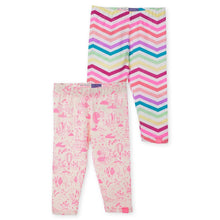 Striped Leggings Baby Girl 2Pack