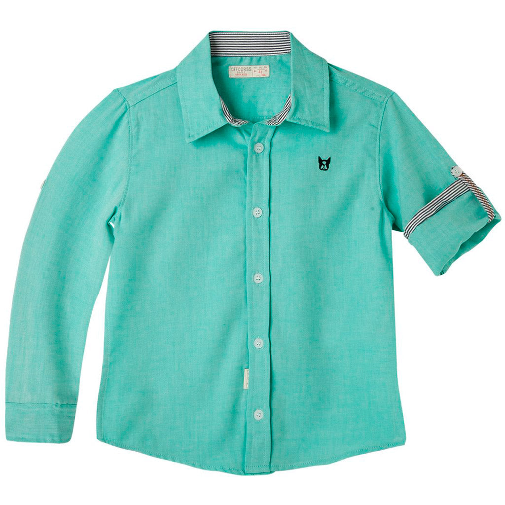 942e7d756 Toddler Boy Button Down Shirt - OFFCORSS USA