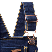 Toddler Boy Dungarees Denim