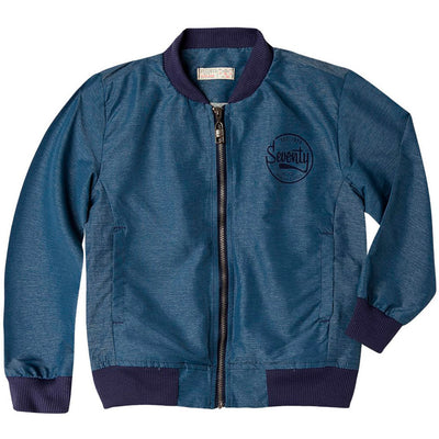 OFFCORSS | Blue Collar Jackets for Toddler Boy