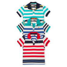 Striped Polo Shirt Clothing 3Pack