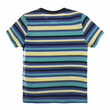 Toddler Boy V Neck Striped T Shirts